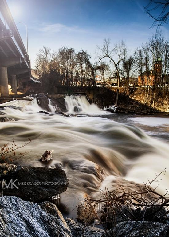 Naugatuck River, Seymour, CT